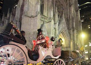 saint patricks carriage ride