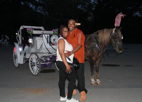 Summer Carriage Rides in Central Park!