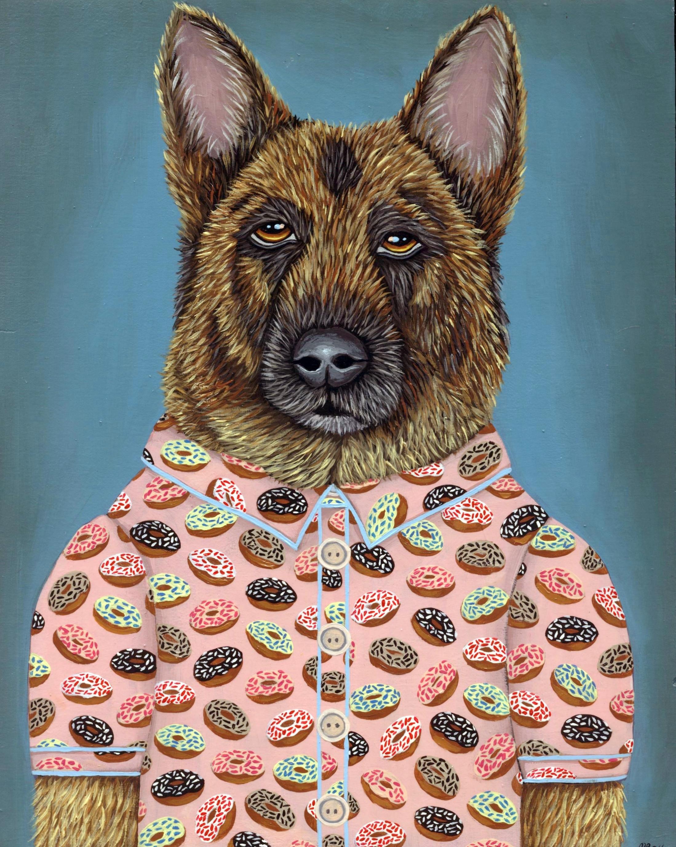 Sarge's Donut Shirt