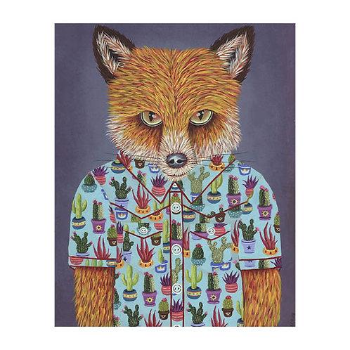 "ORIGINAL-""Martin's Succulent Shirt"""
