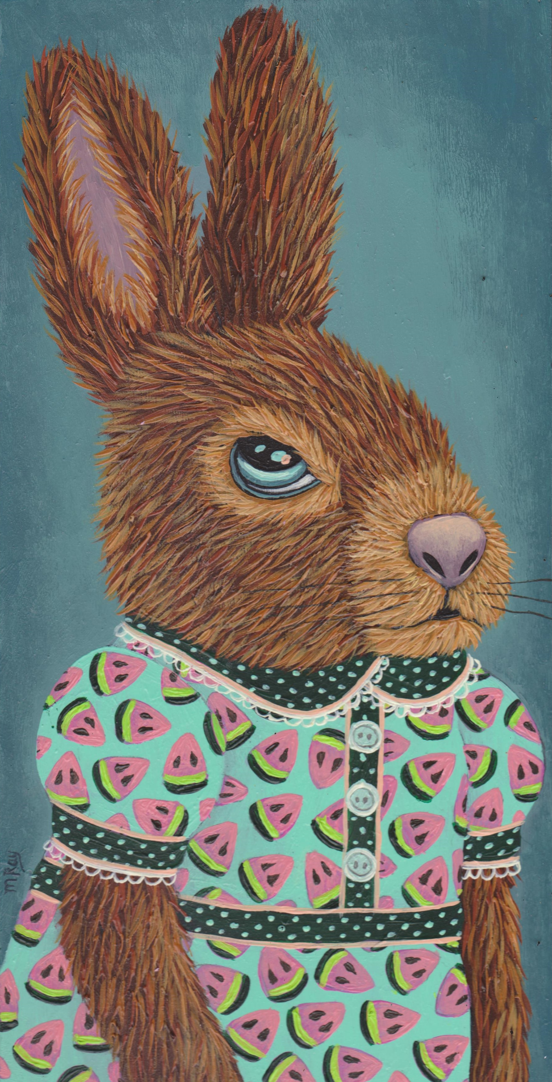 Bunny Dress #3