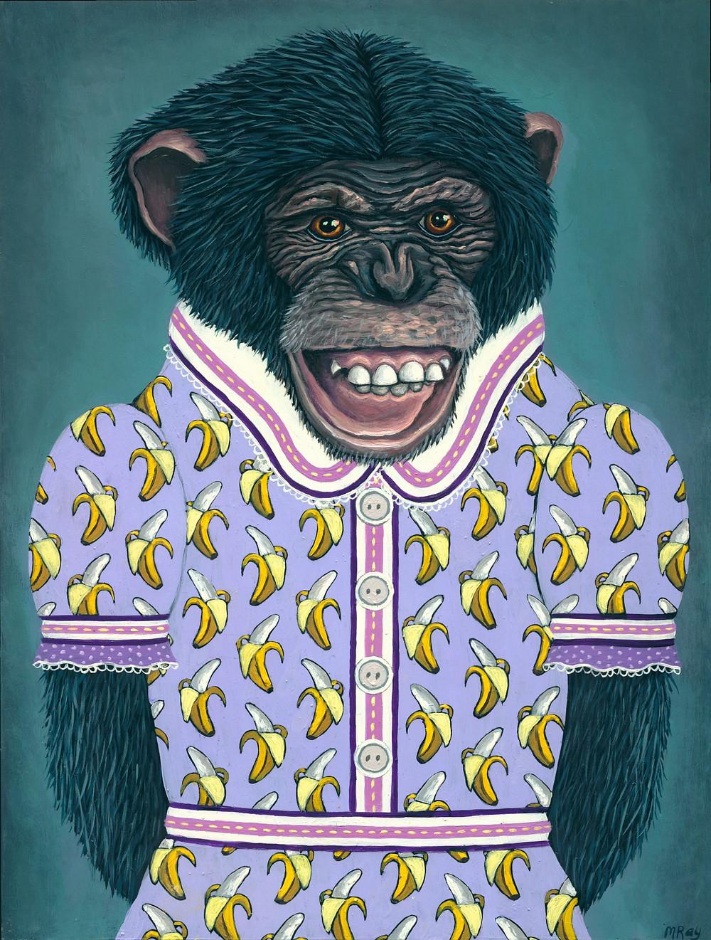 The Controversial Chimpanzee