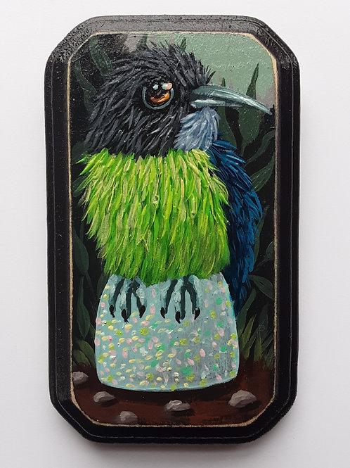 "ORIGINAL-""Gumdrop Birdie #33"""