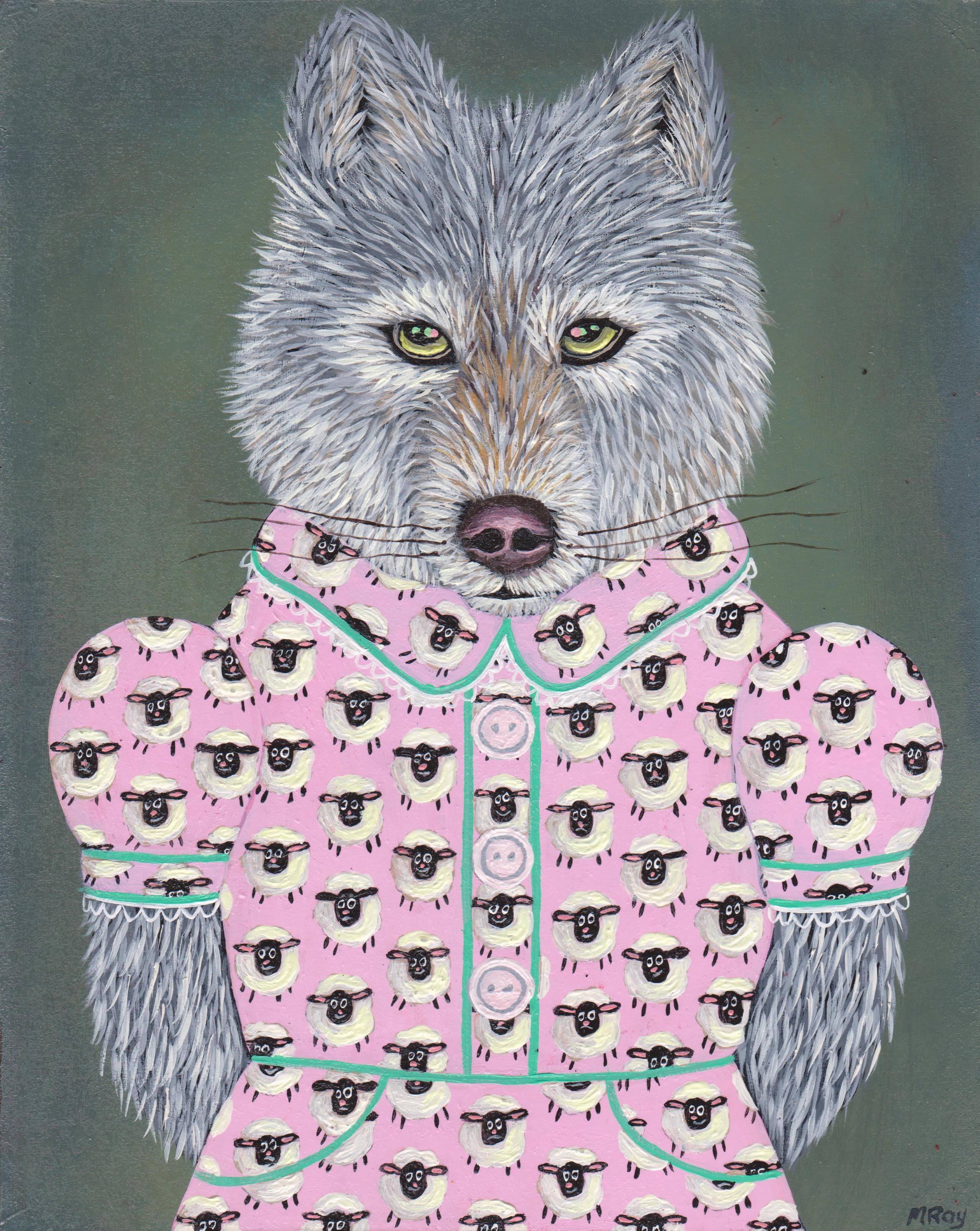 """""""Anita's Sheep Dress"""""""