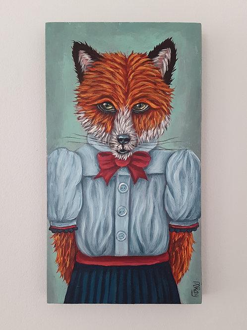 "ORIGINAL-""Ms. Windsor"" (fox)"