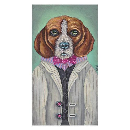 "ORIGINAL-""Mr. Willard"" (Beagle)"