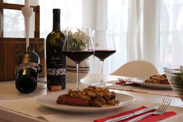Par savjeta za romantični ručak unutar četiri zida