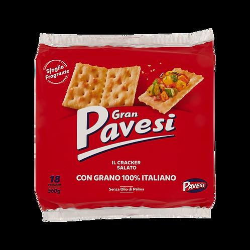 Crackers Gran Pavesi 560 gr
