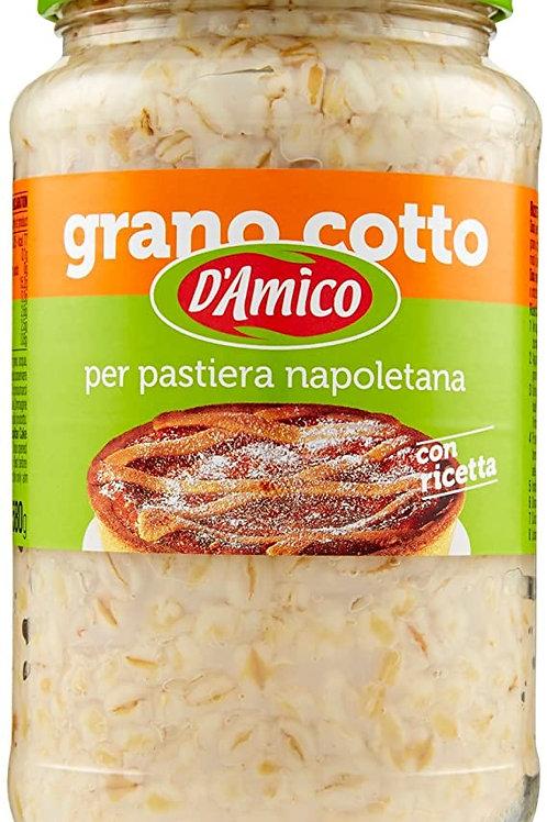 Grano Cotto for Pastiera, 580 gr