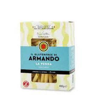 Armando penne pasta Gluten Free, 400 gr