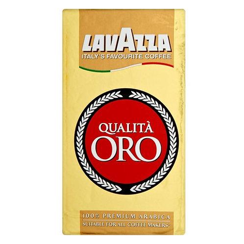 Ground coffee Lavazza Oro, 250 gr