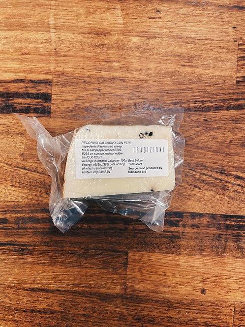 Pecorino Pepato Cheese