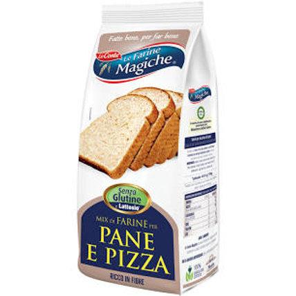 """""""Le farine magiche"""" Lo Conte bread&pizza gluten free 500g"""