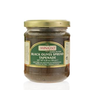 Black olives Pate, 180 gr