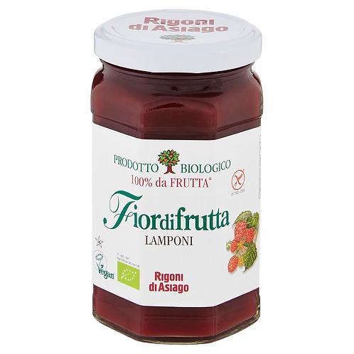 Rigoni marmellata Bio raspberries, 250g