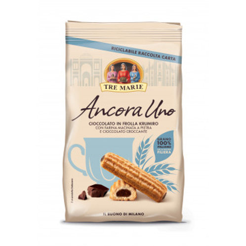 Biscotti Tre Marie Ancora Uno - Cioccolato in frolla krumiro