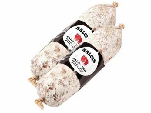 Salamino al tartufo, Truffle dry sausage 190 gr
