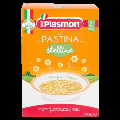 Stelline pasta, Plasmon 340 gr