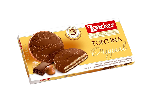 Tortina Classic Loacker 63 gr