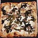 Friarielli e Salsiccia Pizza
