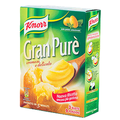 Knorr Potato Granpure