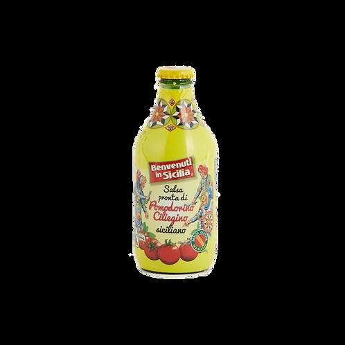 Salsa Pronta di Pomodorino Ciliegino Siciliano