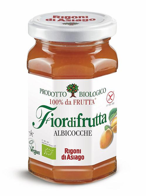Rigoni marmellata Bio apricot, 250g
