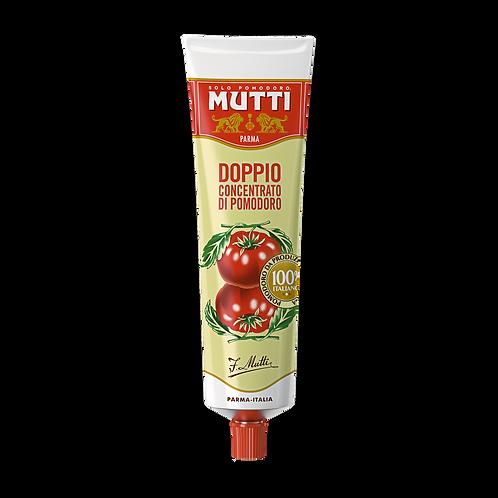 Mutti double puree tomato concetrate 130 ml
