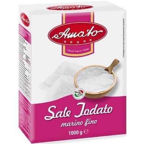 Iodium table salt, 1kg
