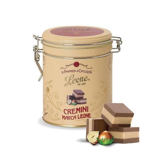 Cremini Leone in tin, 135 gr