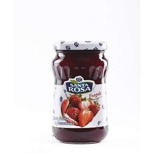 Santa Rosa Strawberry jam, 350 gr