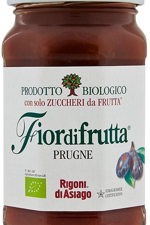 Rigoni marmellata Bio plum, 250g