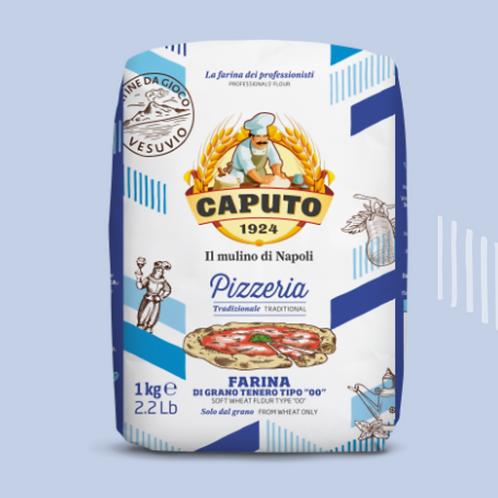 Pizzeria Flour - Caputo 1KG