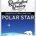 Polar star Buntingford Brewery, Pint