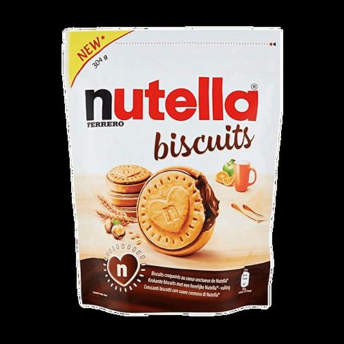 Nutella Biscuit