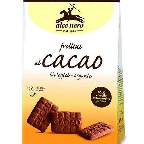Alce Nero Bio frollini al cacao, 350 g