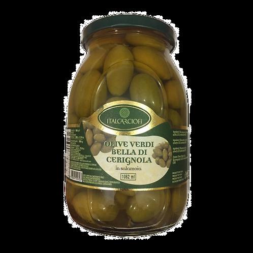 Olive Verdi Bella di Cerignola 950gr