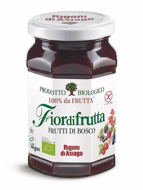 Rigoni marmellata Bio wild berries, 250g