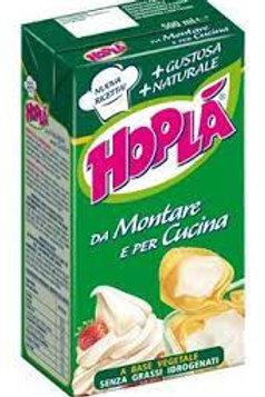 Hopla' preparato vegetale 500ml non idrogenata