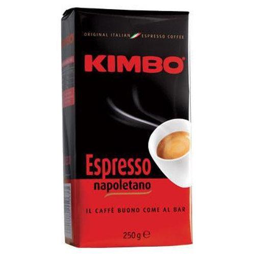Kimbo coffee Espresso Napoletano, 250g