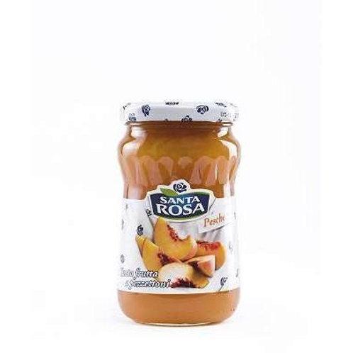 Santa Rosa classic Peach jam, 350 gr