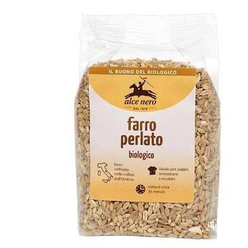 Alce Nero Bio Farro perlato, 400 g