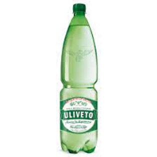 Uliveto lightly sparkling water, 1.5 lt