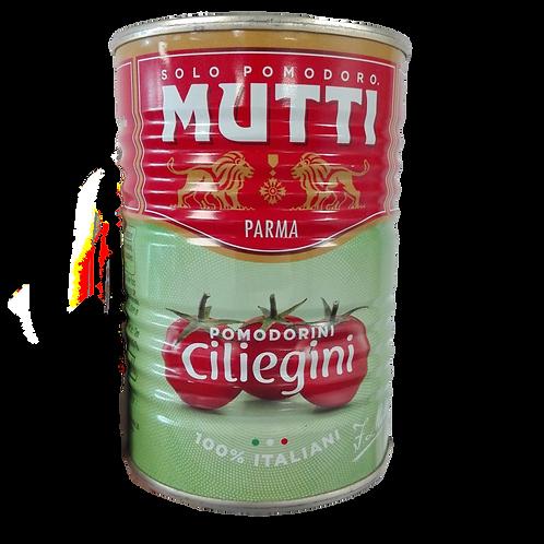 Mutti cherry tomato tin, 400 gr