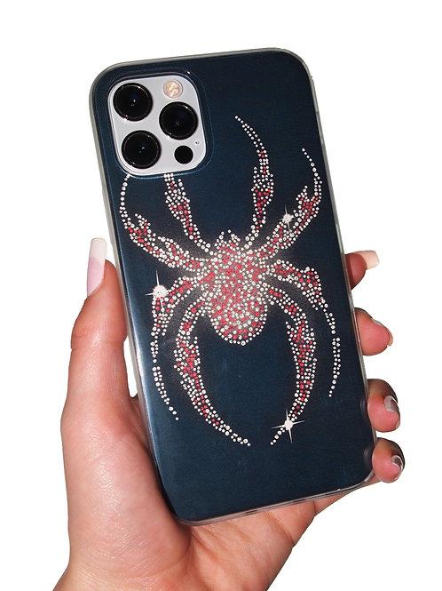'Spider' insert + clear case