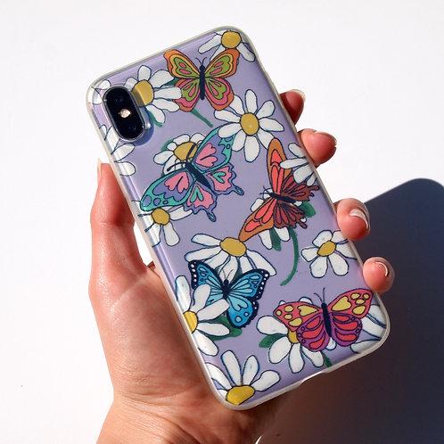 Garden Butterfly Case