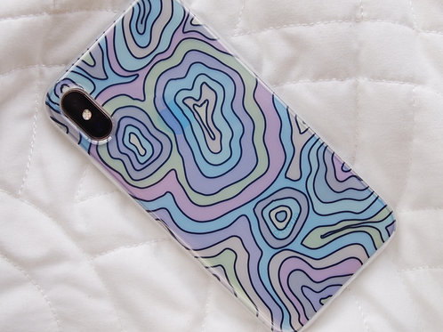 Colorful Topography Case