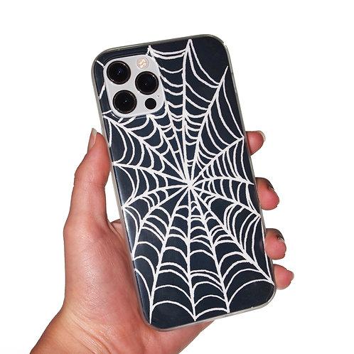 'Web' insert +clear case