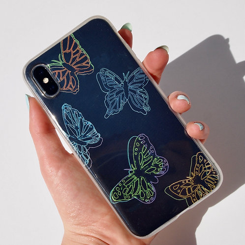 Inverted Butterfly Case