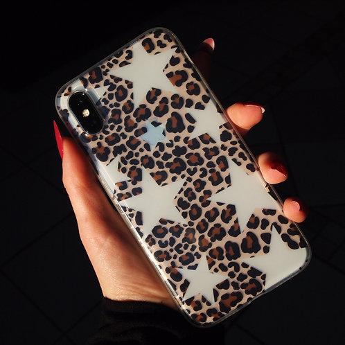 Starry Leopard Case